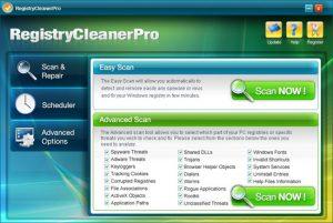 Registry Cleaner Pro