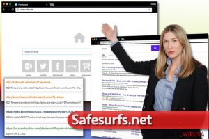 Wirus Safesurfs.net