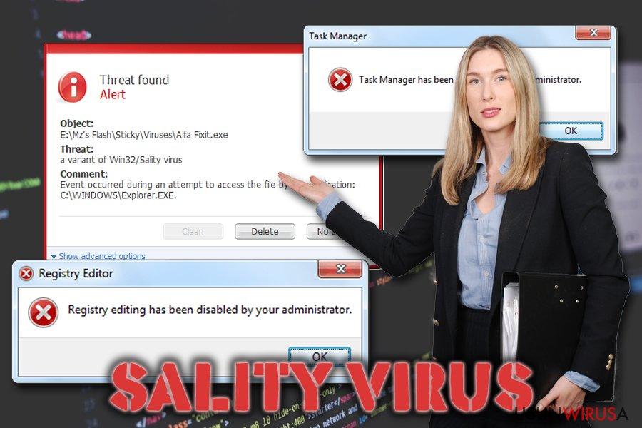 Malware Sality