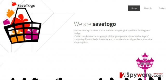 SaveTogo Ads snapshot