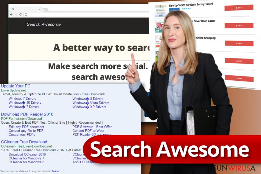 Wirus Search Awesome