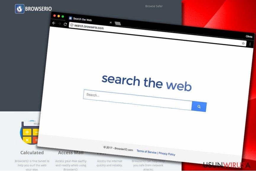 Przekierowania search.browserio.com