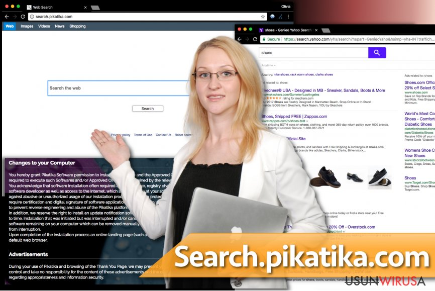 Wirus Search.pikatika.com