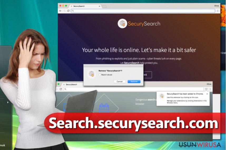 Wirus Search.securysearch.com