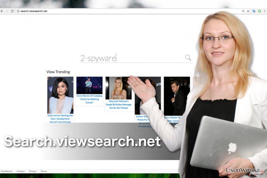 Obraz robaka przegladarkowego Search.viewsearch.net