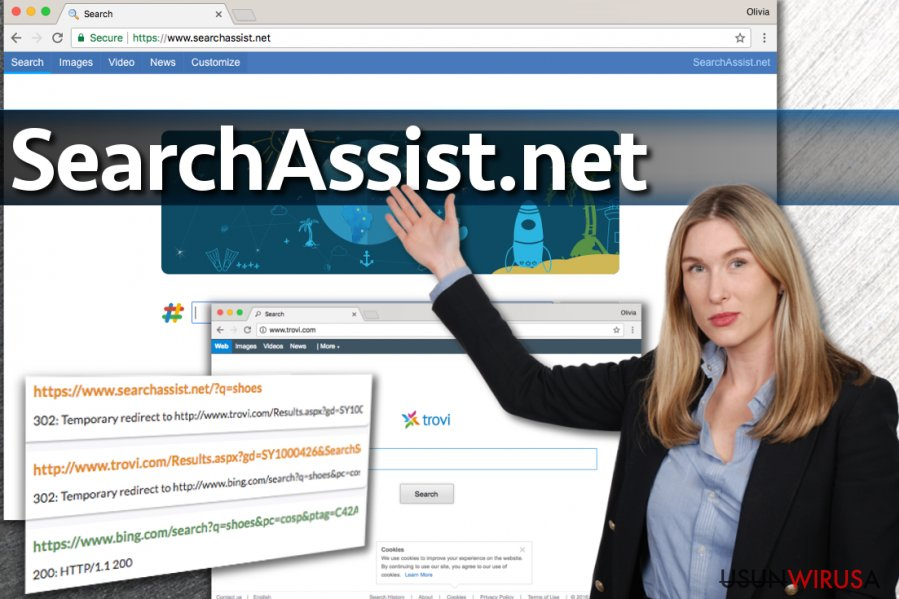 Wirus SearchAssist.net