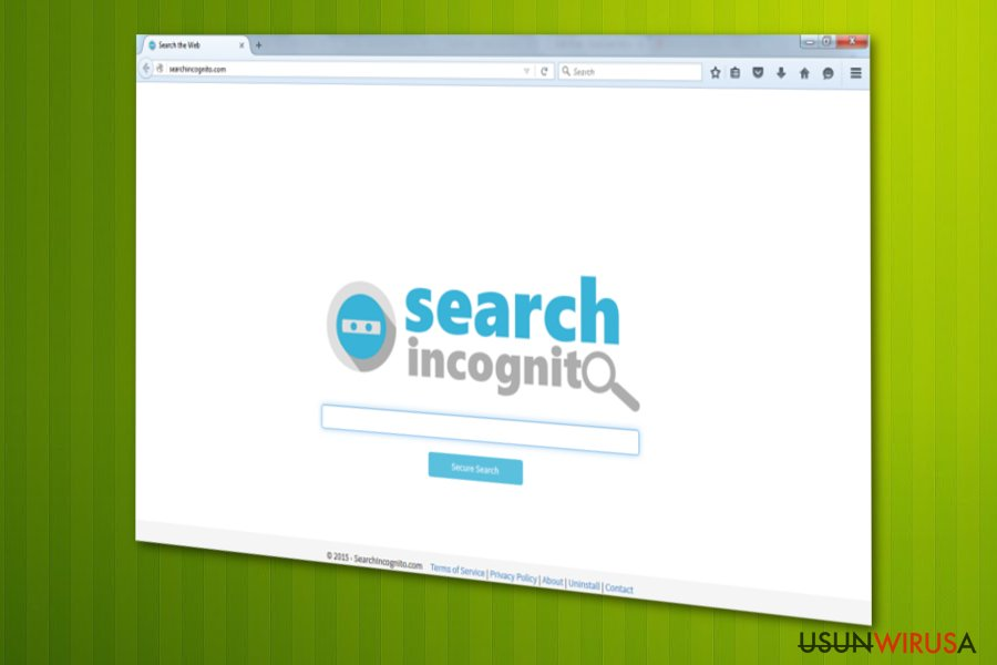 Wirus Searchincognito.com