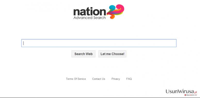 Searchsafer.com redirect virus snapshot