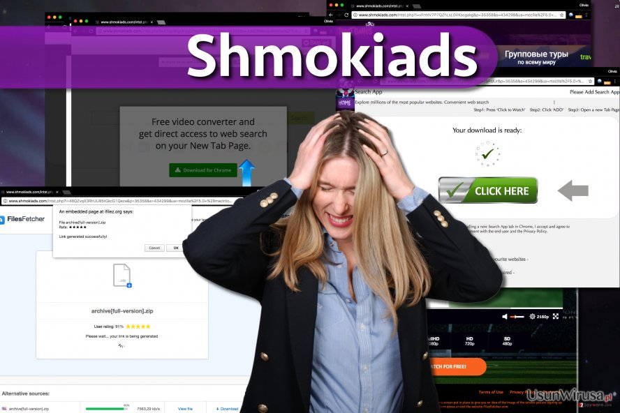 Malware Shmokiads