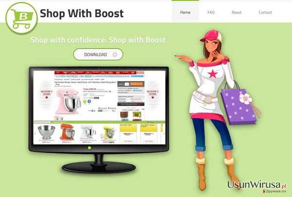 Wirus Shop with Boost snapshot