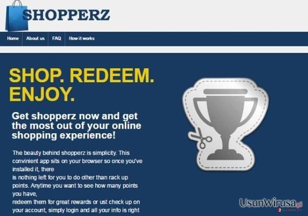 Reklamy Shopperz snapshot