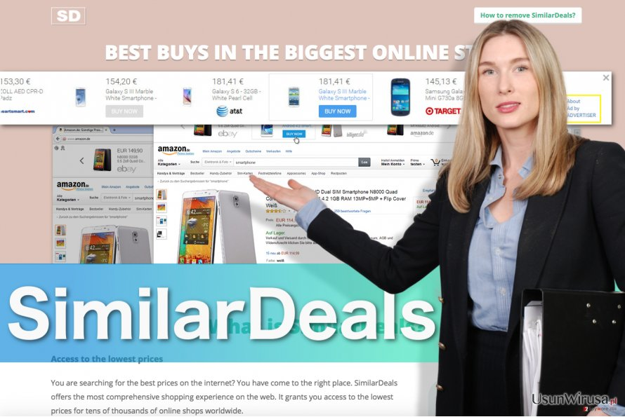 Reklamy SimilarDeals