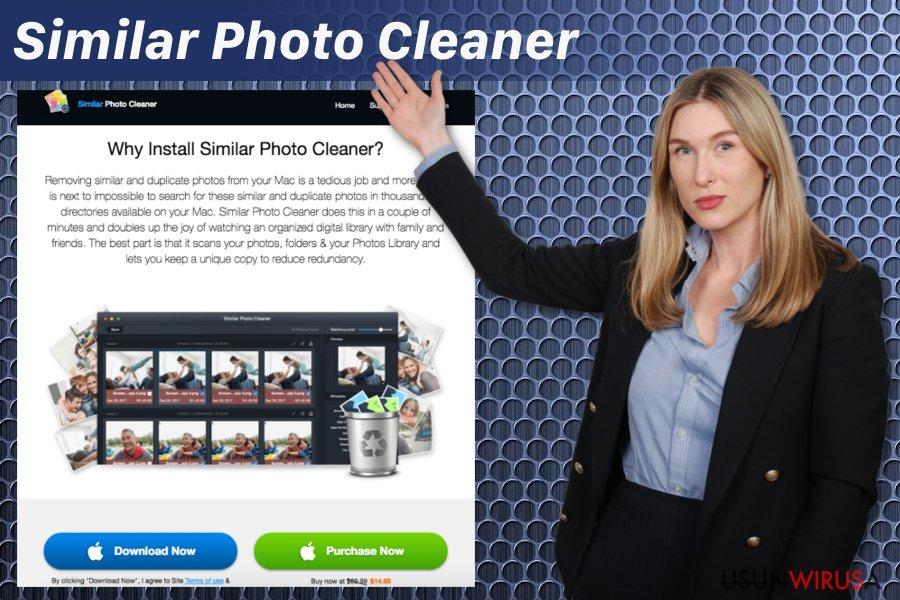 Wirus Similar Photo Cleaner