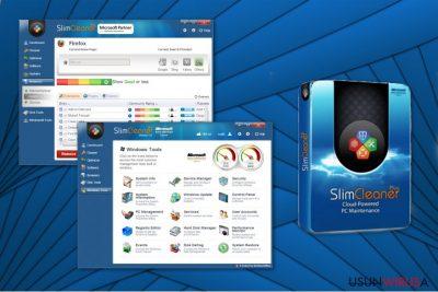 Obrazek przedstawiający SlimCleaner Plus