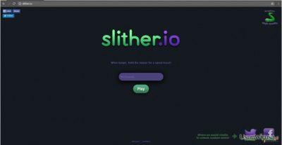 Strona główna Slither.io