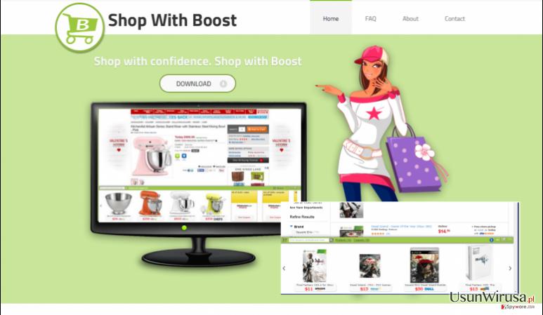 Reklamy Boost snapshot
