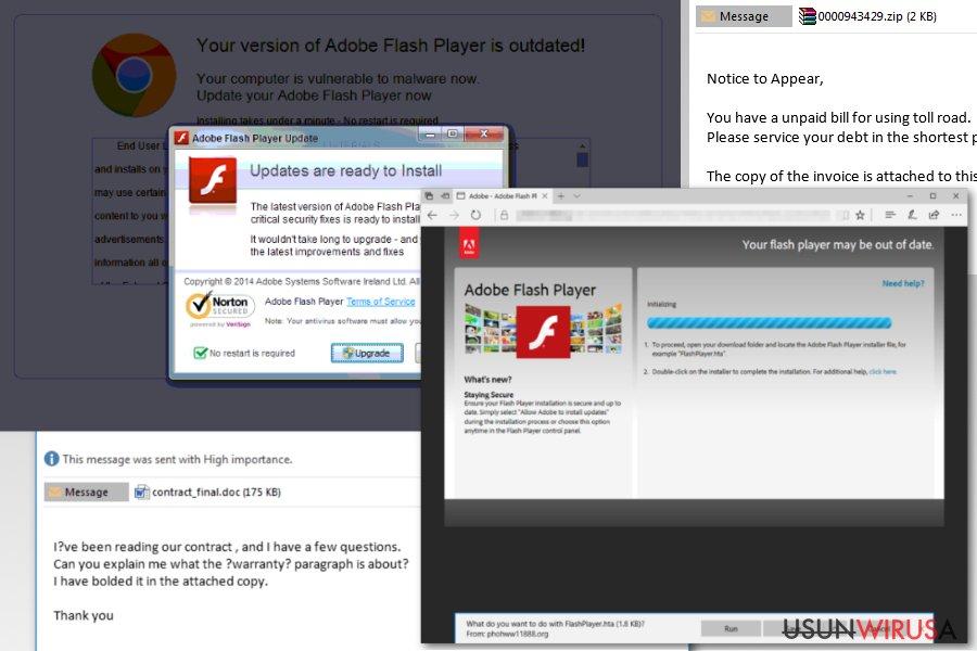 Obrazek malware'a Torpig