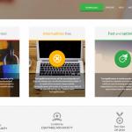 Reklamy od Tortuga Browser snapshot