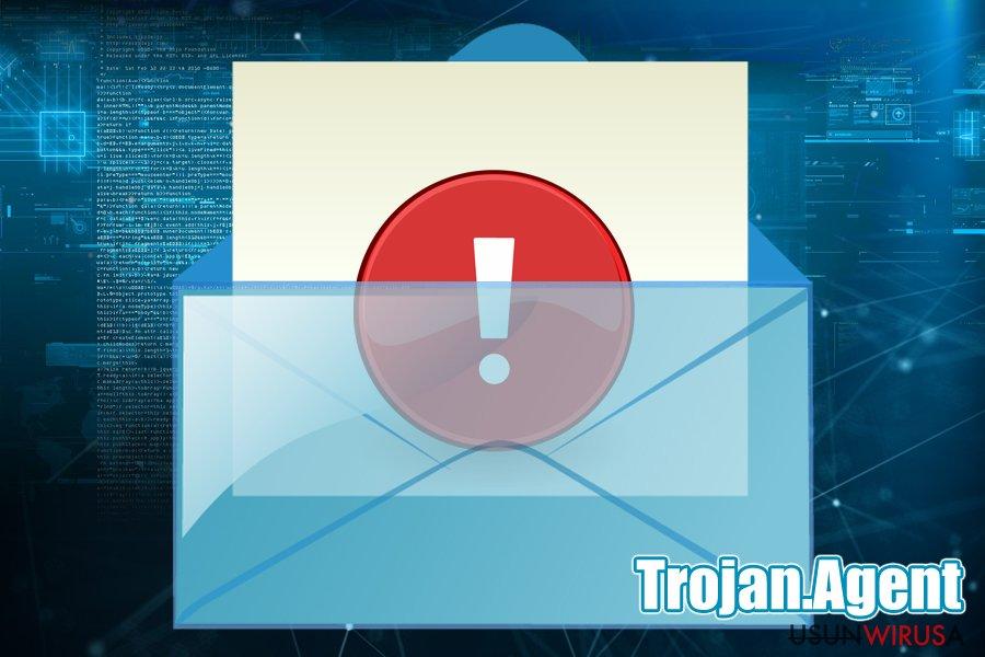 Rozpowszechnianie Trojan.Agent