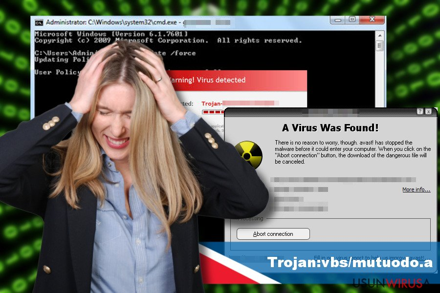 Trojan Mutuodo zawiera ryzyko dalszych cyberinfekcji