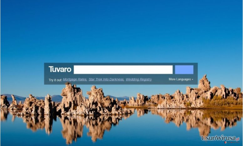 Wirus Tuvaro snapshot