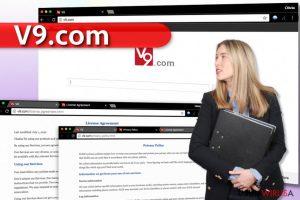 Wirus v9.com