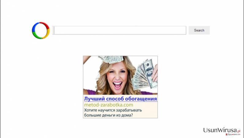 websearch.fixsearch.info snapshot