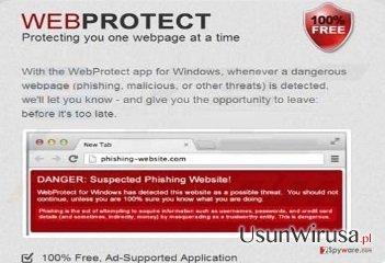 Wirus Web Protect snapshot
