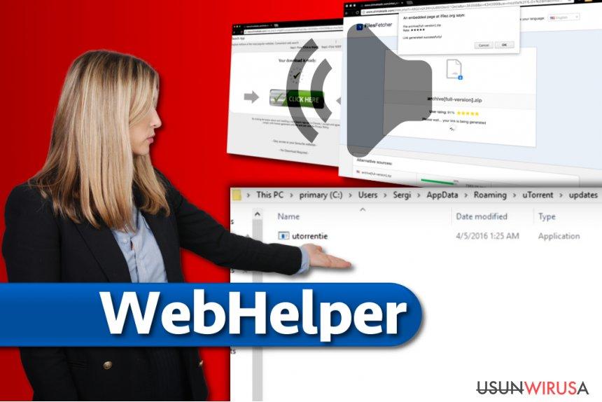 Wirus WebHelper