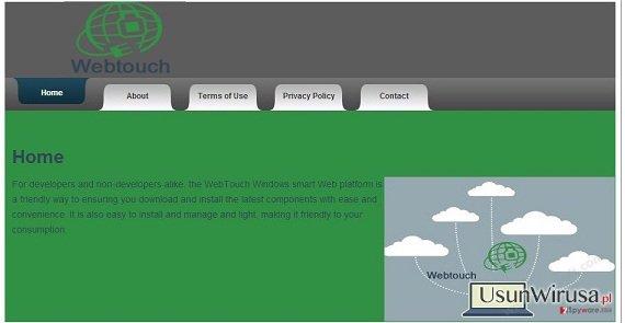 Wirus Webtouch snapshot