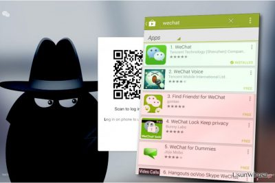 Wirus WeChat