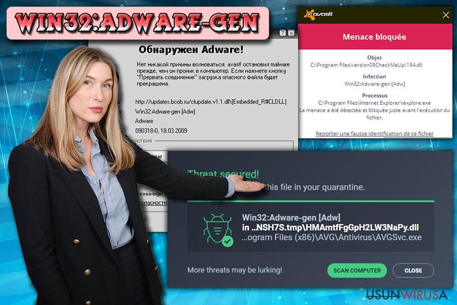 Adware Win32:Adware-gen