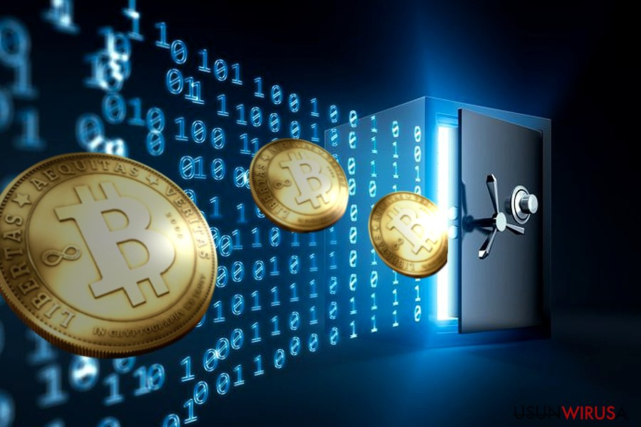 The image illustrating Win32.CoinMiner