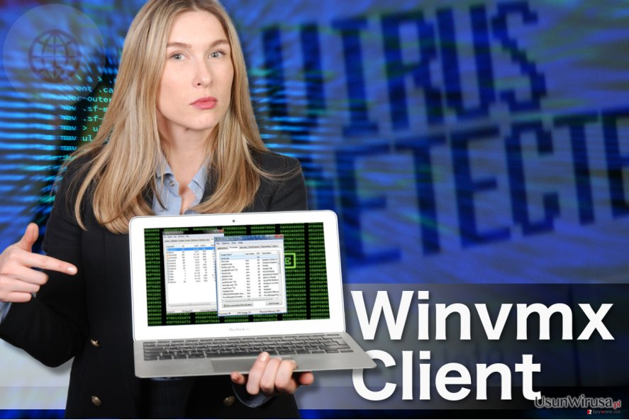 Obraz wirusa Winvmx Client