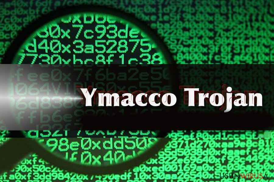 Wirus - trojan Ymacco