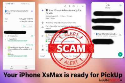 Your iPhone Xs Max is ready for PickUp