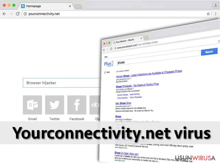 Image showing Yourconnectivity.net search engine