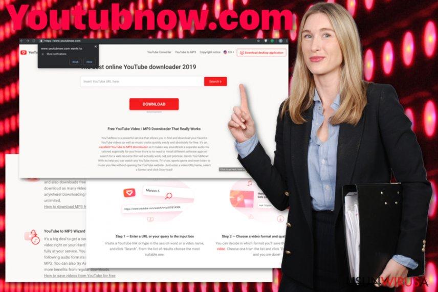 Wirus Youtubnow.com