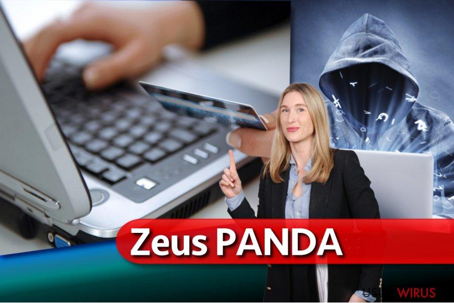 Malware bankowy Zeus Panda