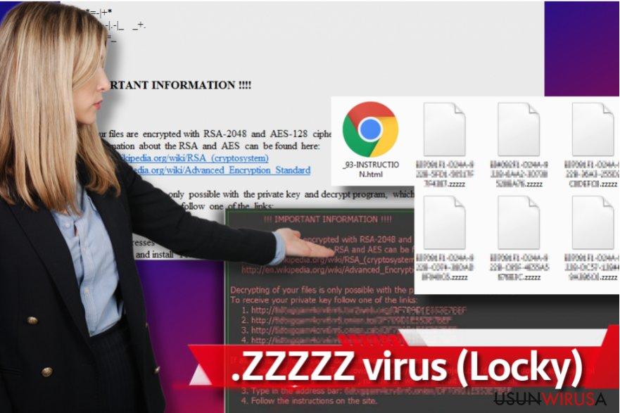 Wirus Zzzzz snapshot